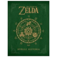 Legend of Zelda Hyrule Historia Hardcover Book - Dark Horse - Legend of Zelda - Books at Entertainment Earth