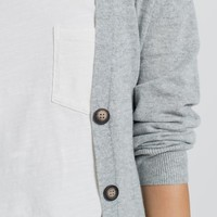 The Slouchy Cashmere Cardigan