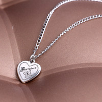 Fashion Accessory Heart Pendant [10232195783]