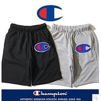 Boys & Men Champion Casual Embroidery Sports Shorts