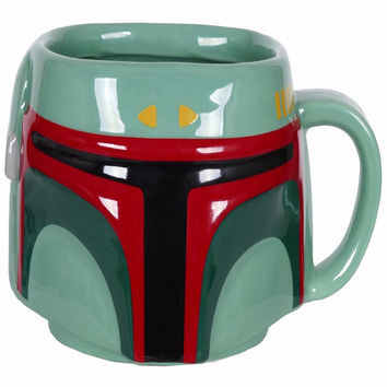 Funko POP Home: Star Wars - Boba Fett Mug