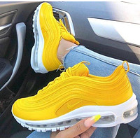 NIKE AIR MAX 97 Classic Fashion Sneakers Sport Shoes