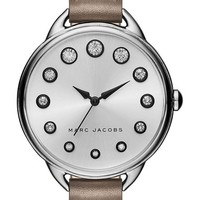 MARC JACOBS 'Betty' Leather Strap Watch, 36mm | Nordstrom