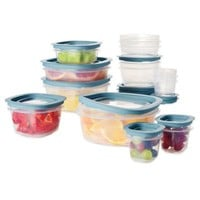 Rubbermaid® Flex 'N Seal™ 26-Piece Food Storage Set with Easy Find Lids