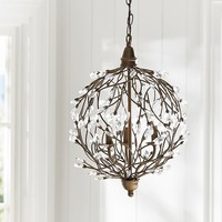 Romantic Sphere Chandelier