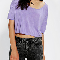 Urban Outfitters - Ecote Popsicle Cropped Top