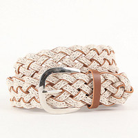 With Love From CA Crochet Braided Jean Belts at PacSun.com