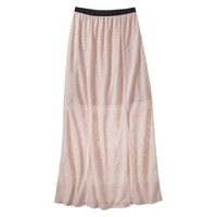 Xhilaration® Junior's Maxi Skirt - Assorted Colors