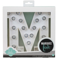 Heidi Swapp™ Marquee Love® Letter Kit, M