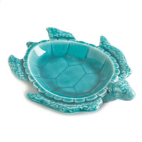 Decorative Turtle Soap Dish