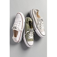 """Converse"" men and women fashion canvas flat sneakers shoes F"