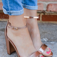 Everything Rosy Heels