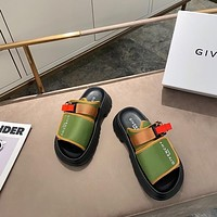 Givenchy  2021Women Casual Shoes Boots fashionable casual leather  0415xf