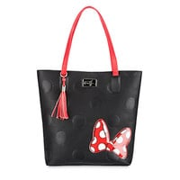 Disney Parks Minnie Mouse Minnie Mania Tote Boutique New