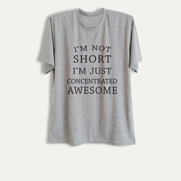Funny Shirts with sayings Awesome Shirt Introvert Shirt Gift for Mens TShirt Tumblr Graphic Tee Womens Printed T Shirt