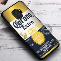 Corona Extra Beer Whiskey iPhone X 8 7 Plus 6s Cases Samsung Galaxy S9 S8 Plus S7 edge NOTE 8 Covers #SamsungS9 #iphoneX