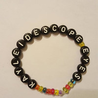 Fun Customizable Beaded Stackable Bracelets Perfect for Festivals