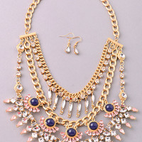 Dream Big - Luxe Statement Necklace Set
