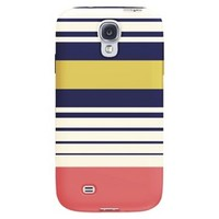 Agent 18 Samsung Preppy Stripes Cell Phone Case for Samsung Galaxy SIV - Multicolored (SG4FX/179)