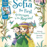 Sofia The First Princesses To The Rescue!: Includes Downloadable Song (Sofia The First)