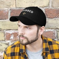#Robbed Robbed New Orleans Saints Unisex Twill Hat