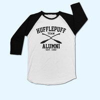 Team Hufflepuff Alumni Harry Potter T-Shirt - Gift for friend - Present