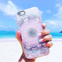 Beautiful iPhone 6s & 6s Plus Case (Mermaid Medallion Pattern) by Casetify