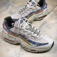 Nike Air Max 95 Dw Dave White 872640 200 #1 Sport Running Shoes - Best Online Sale