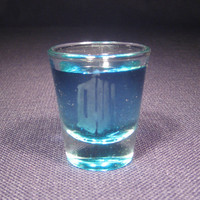 Doctor Who Shot Glass