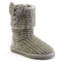 Toddler Girls' Sweater Boots