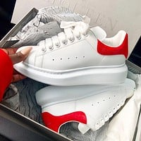 Alexander Mcqueen Leisure sports shoes