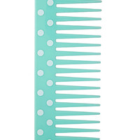 Polka Dot Wide Tooth Comb