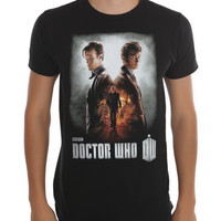 Doctor Who The Day Of The Doctor Slim-Fit T-Shirt