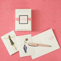 Thank You Notes Boxed Set