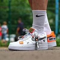 Just do it Nike Air Force 1 Low Sneaker AR7719-100