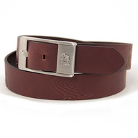 St. Louis Cardinals MLB Men's Embossed Leather Belt (Size 38)
