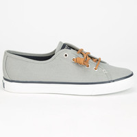 Sperry Top-Sider Seacoast Womens Shoes Grey  In Sizes