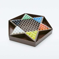 Wild & Wolf Ridleys Games Room Chinese Checkers - Urban Outfitters