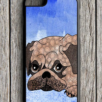 Painting Pug iPhone 6S Case