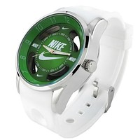 Perfect Nike Ladies Men Fashion Quartz Watches Wrist Watch