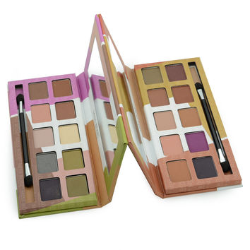 12 Color Make up Palette NK 1 2 3 with Brush