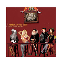 Panic! At The Disco - A Fever You Can't Sweat Out Vinyl LP