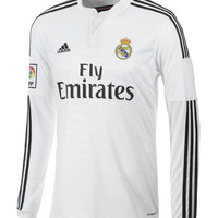 Real Madrid Long Sleeve Jersey 2014-2015