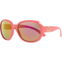 River Island Girls coral glam sunglasses