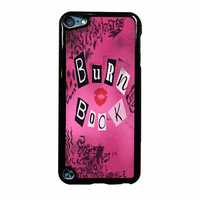 Burn Book Mean Girls iPod Touch 5th Generation Case