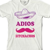 White T-Shirt | Funny Mexican Shirts