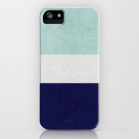 ocean classic iPhone & iPod Case by her art