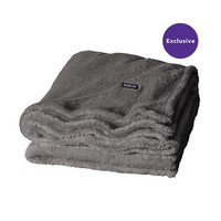Patagonia Full R3® Fleece Blanket | Ikat Purple