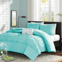 Mi-Zone Mirimar Duvet Set