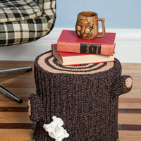 ModCloth Dorm Decor Ring Around the Cozy Stool
